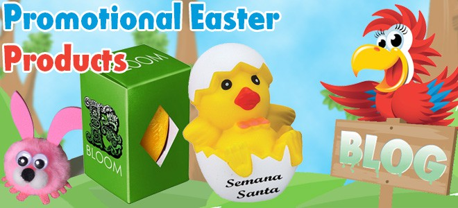 Promotional Easter Products