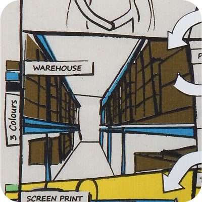 3 colour - warehouse