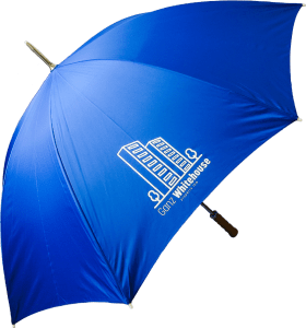 Budget Golf Umbrella - Custom Printed Umbrella