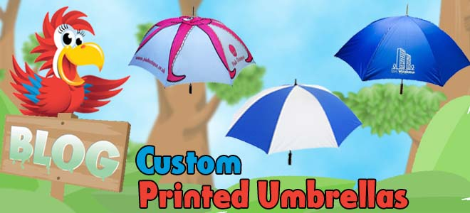 Blog - Custom Printed Umbrella