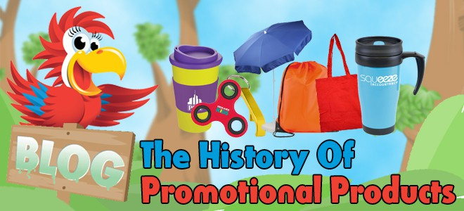The History Of Promotional Products