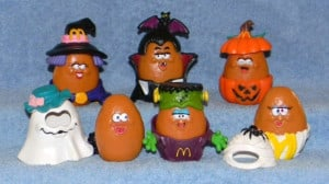 McDonalds Promotional products