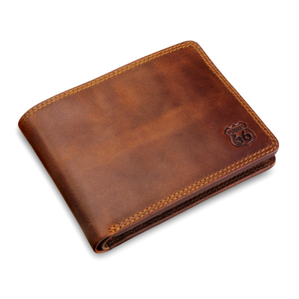 Wallet, Bonded Leather