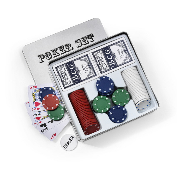 Classical Poker Set