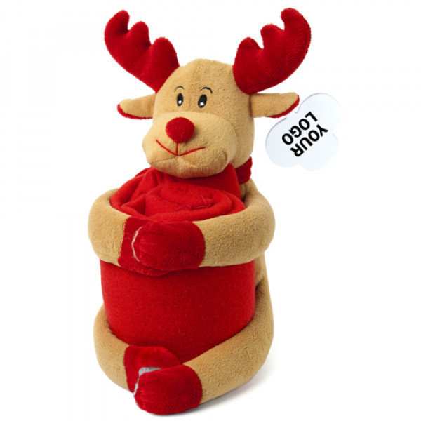 Knightsbridge Collection - Soft Toy Reindeer