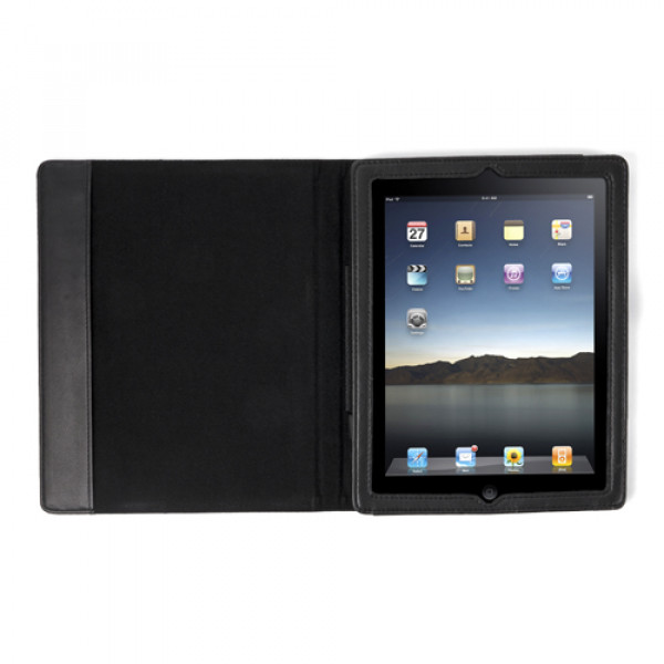 Ipad Holder In Padded PVC