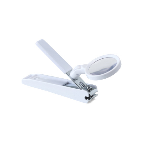 Nail Clippers with Magnifier