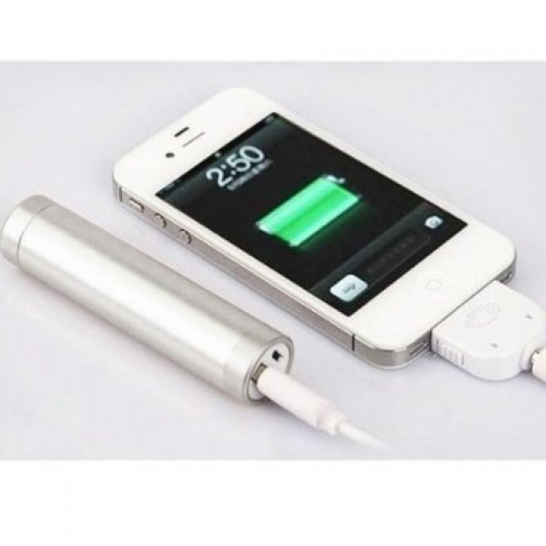 Cylinder Power Bank