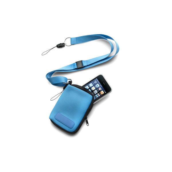 Neoprene Case For Mp3 /Phone