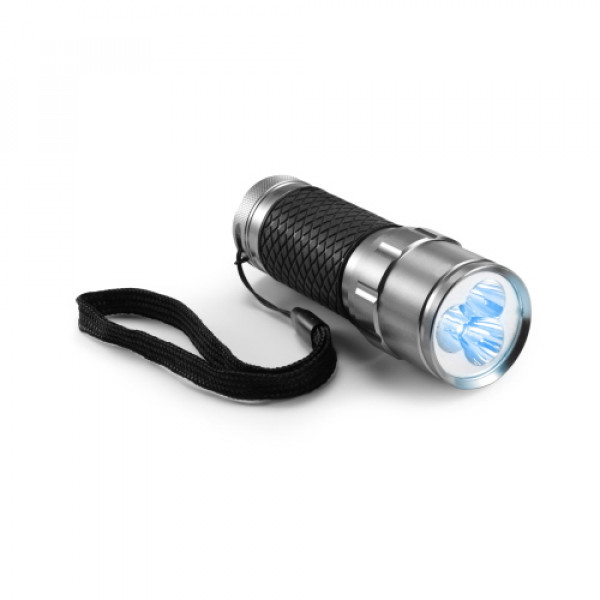 Steel Led Torch