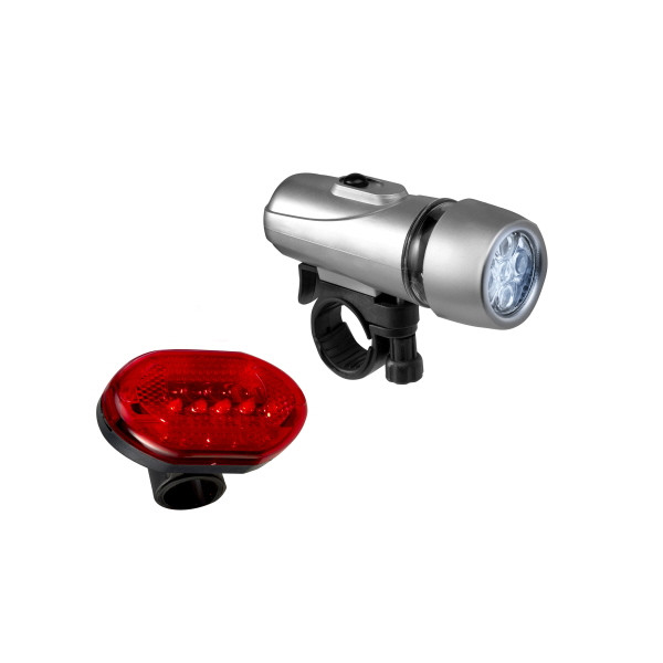 Set Of Two Bicycle Lights