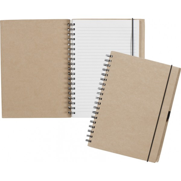 Birchley B5 Recycled Notebook