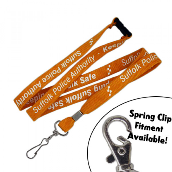 Bootlace Lanyards