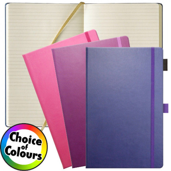 Tucson Medium Jotter Ruled Paper