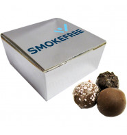 Chocolate Truffle Box with 4 Chocolates