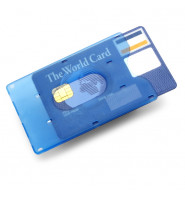 Bank Card Holder For one Card