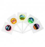 Mini Flat Lollies