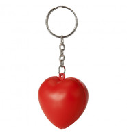 Heart Stress Toy Keyring