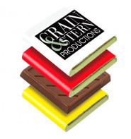 Promotional Chocolate Squares