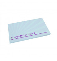 Sticky-Mate Note 2 - 125x75mm