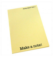 Sticky-Mate Note 1 - 105x150mm